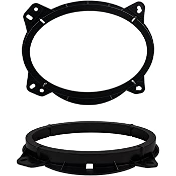 "Metra 82-8146 6"" x 9"" Front Speaker Adapter for Select Lexus and Toyota Vehicles"