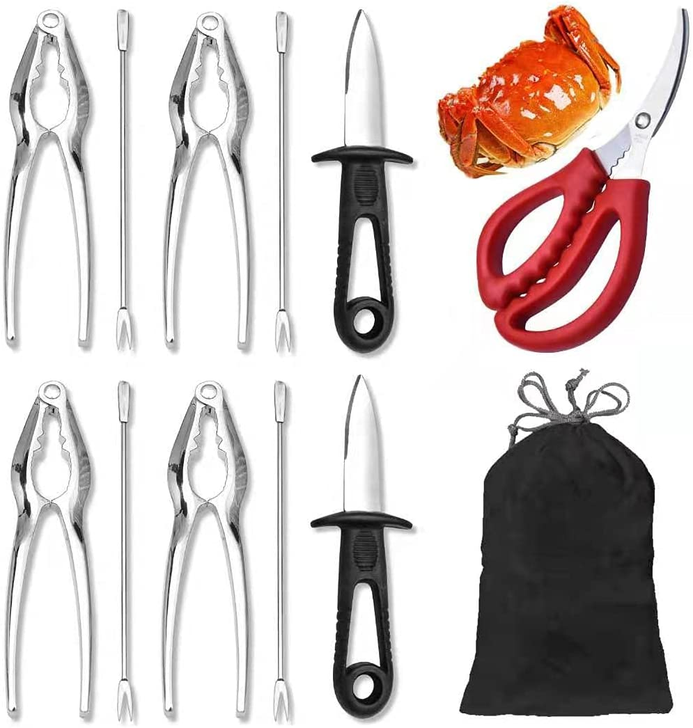 YouthLife 11-Piece Crab Crackers and Tools Ranking TOP12 includes Chicago Mall Crack 4