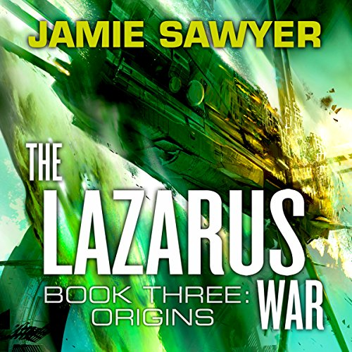 The Lazarus War: Origins cover art