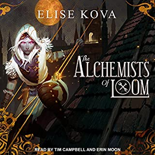 The Alchemists of Loom audiobook cover art