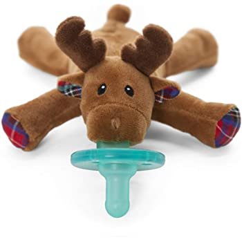 Wubbanub Infant Pacifier - Reindeer