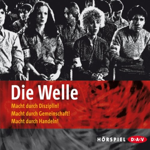 Die Welle audiobook cover art