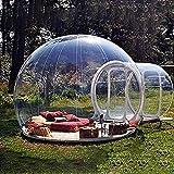 Sucastle Tienda de campaña de Burbujas inflables al Aire Libre de Interior Gazebo Carpa Familiar portátil de Camping...
