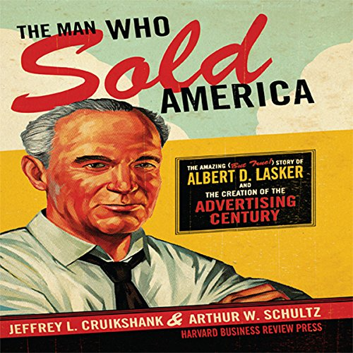 The Man Who Sold America  By  cover art