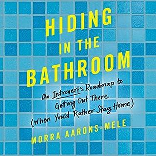 Hiding in the Bathroom cover art