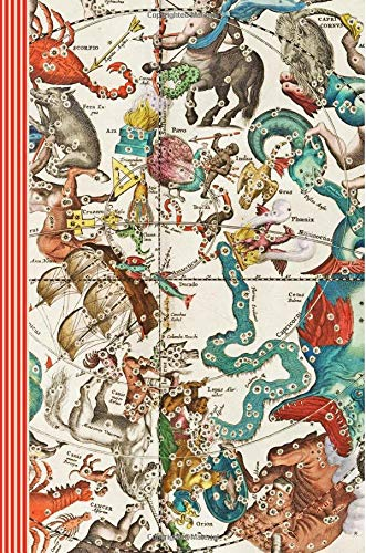 Medieval Mythology Creatures - Ancient Cosmology World: Renaissance Cartography Astronomy Map Planets Atlas Middle Ages Art Composition Notebook 150 Pages, School College Ruled Lined 6x9'