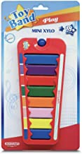Bontempi 55 0832 8-Note Xylophone in Blister Pack