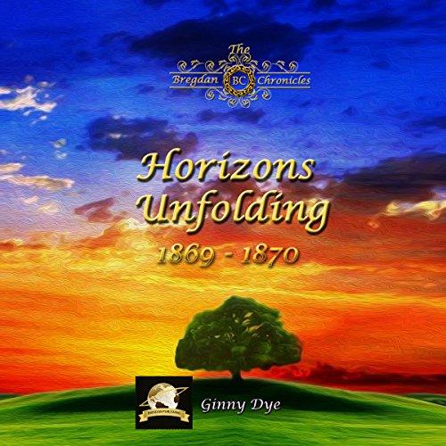 Horizons Unfolding  audiobook cover art