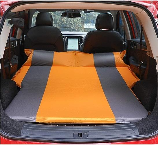BP&S Lit Gonflable de Voiture avec Oreiller, lit Gonflable de Voyage de SUV lit Double Ultra-Large pour Coussin de Voyage Mobile étendu, Tente de Camping en Plein air de Taille Double,G