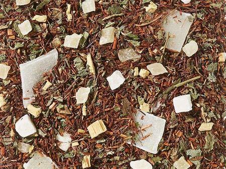 1 kg Rotbuschteemischung Sweet Aloe Vera Aloe-Vera-Melonen-Note aromatisiert