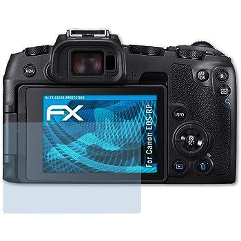 Atfolix Schutzfolie Kompatibel Mit Canon Eos M5 Folie Kamera