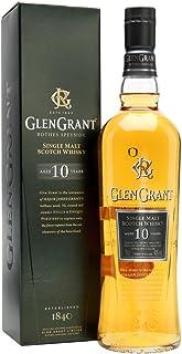 Glen Grant 10 Jahre 0,7l inkl. Geschenkpackung - Single Malt Scotch Whisky
