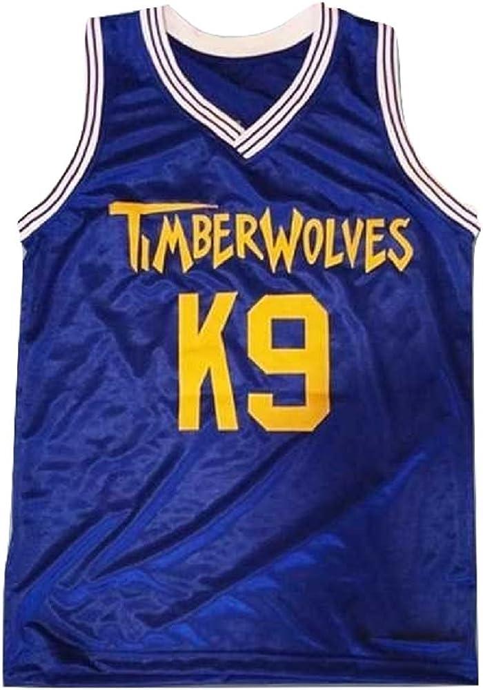 borizcustoms Max 77% OFF Air K9 Timberwolves Blue Jersey Albuquerque Mall R Basketball Stitch