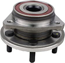 CRS NT513158 New Wheel Bearing Hub Assembly, Front Left (Driver)/ Right (Passenger) Side fits for Jeep TJ 1999-2006/ Wrangler 2000-2006/ Cherokee 1999-2001