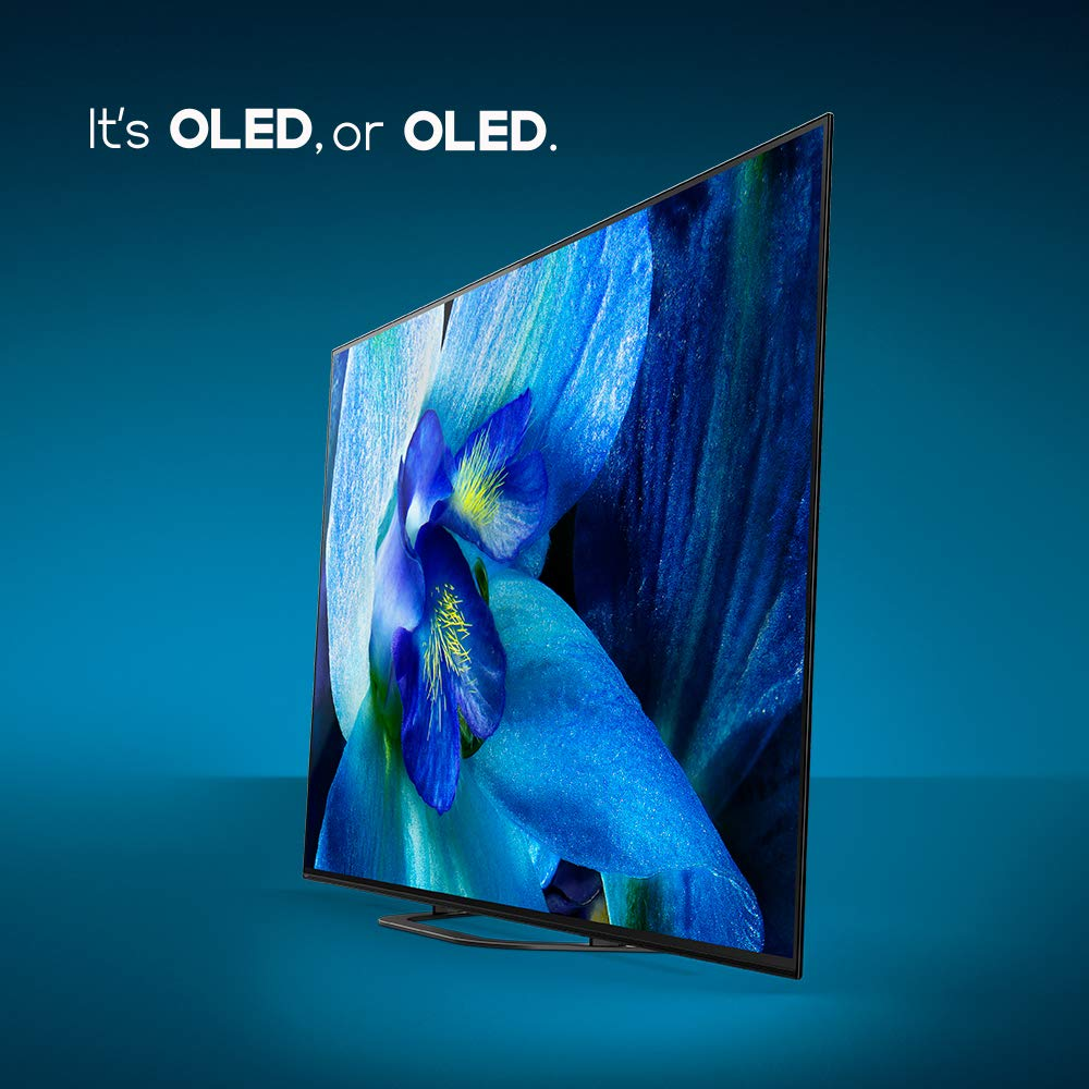 Sony XBR-A8G 4K Ultra HD Smart BRAVIA OLED TV (Modelo 2019 ...