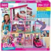 Barbie Dreamhouse Dollhouse with Wheelchair Accessible Elevator, Pool, Slide and 70 Accessories Including Furniture and Household Items, Gift for 3 to 7 Year Olds #5
