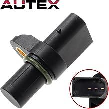 AUTEX 1pc 12147506276 Camshaft Position Sensor Compatible with BMW 318i & 320i & 323Ci & 323i & 325i & 328i & 330i & 525i & 528i & 530i & 545i & 645Ci & 745Li & 745i & M5 & X3 & X5 & Z3 & Z4 & Z8