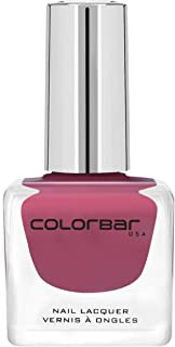 Colorbar Colorbar Luxe Nail Lacquer, Sizzling Pink 102, 12ml