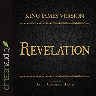 Holy Bible in Audio - King James Version: Revelation audiobook cover art