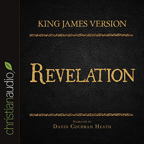 Holy Bible in Audio - King James Version: Revelation cover art