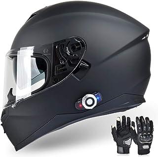 Looking Open Face Motorcycle Helmet