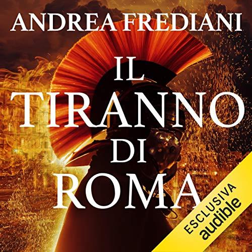 Il tiranno di Roma copertina