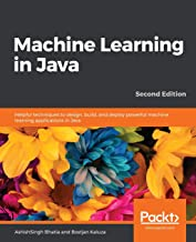 Best mastering java machine learning Reviews