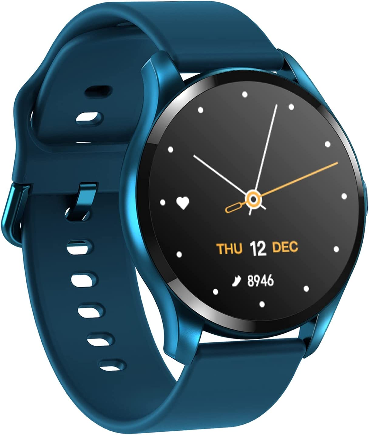 QFSLR Smart Watch Body online shopping Temperature Rate Sle Blood Heart Pressure Luxury