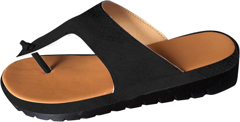 Summer Women's Flip-Flops Open Toe Max Max 84% OFF 76% OFF Rhinestone Shoes Beach Casual