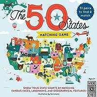 The 50 States Matching Game