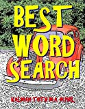 Best Word Search: 133 Large Print Themed Word Search Puzzles