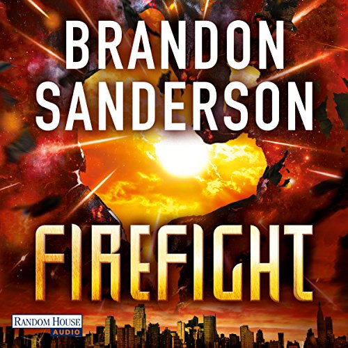 Firefight (Die Rächer 2) audiobook cover art