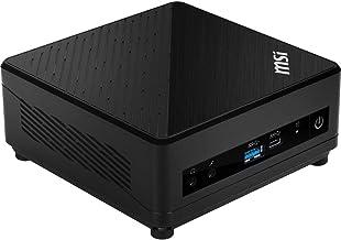 MSI Cubi 5 10M-065US Mini PC, Intel Core i5-10210U, 16GB DDR4 RAM, 512GB SSD, 802.11ac WiFi, BT 5.1, USB Type-C, Windows 1...