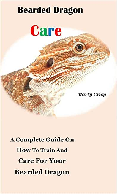 BEARDED DRAGON CARE: A Complete Guide On How To Train And Care For Your Bearded Dragon