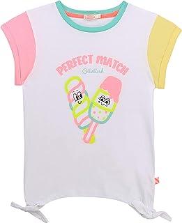 Billieblush Camiseta fantasía de algodón NIÑO