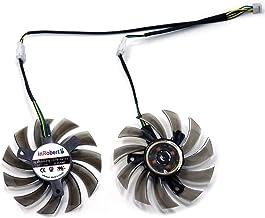 75mm VGA Ventilador de Tarjeta Gráfica Ventilador de Refrigeración para Sapphire HD 6930 HD 7850 7870 ASUS GTX 570 760 770 Video Card