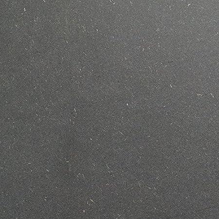 16mm MDF schwarz durchgef/ärbt Platte 50x25 cm