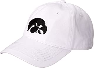 NCAA Iowa Hawkeyes Adult Unisex Epic Washed Twill Cap  Adjustable Size