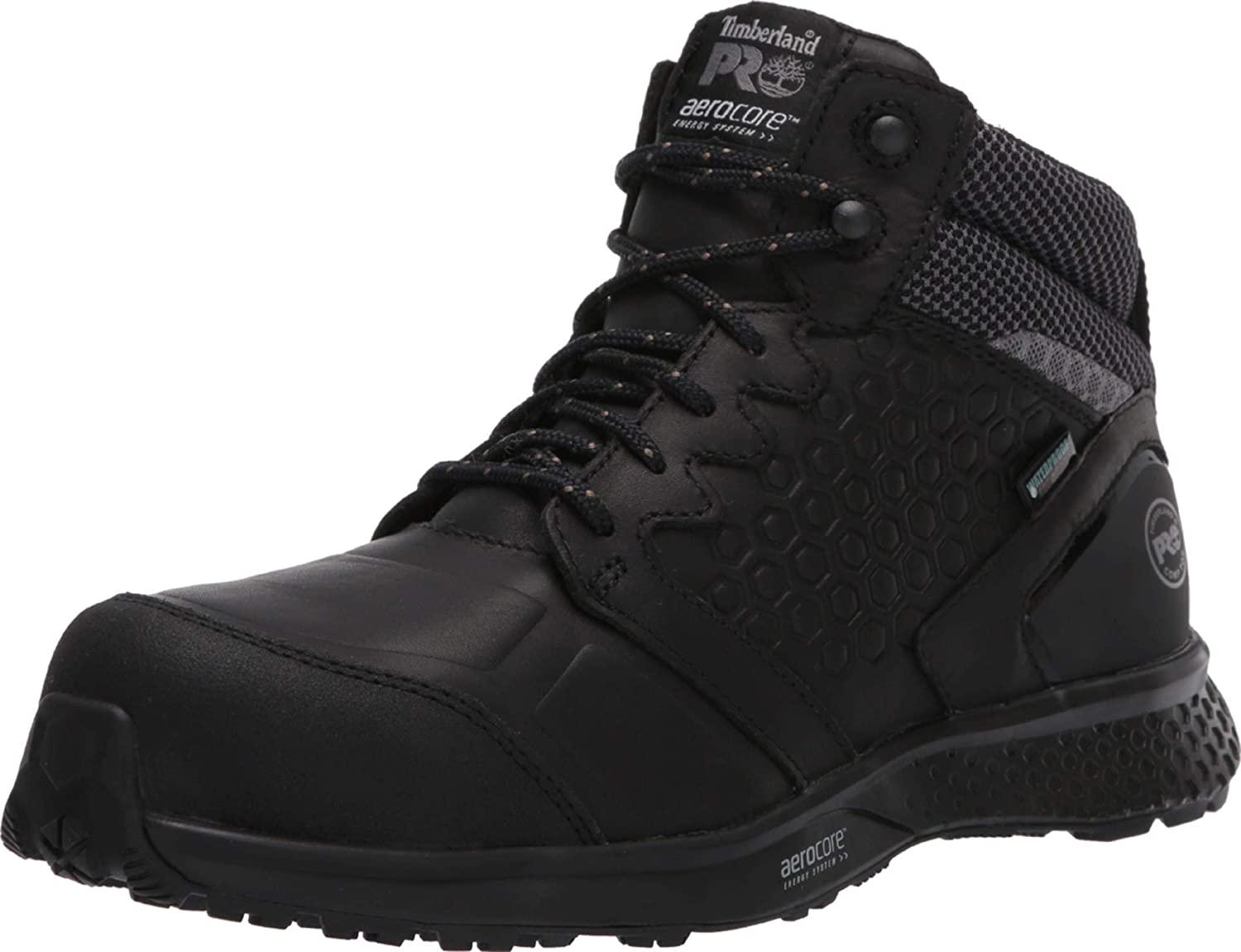 Timberland PRO Women's Reaxion Athletic Hiker Composite Safety Toe