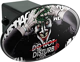 Graphics and More Batman Disturbed Joker Tow Trailer Hitch Cover Plug Insert