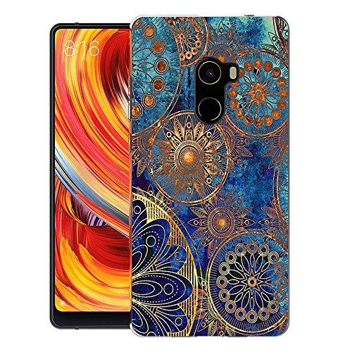 Xiaomi Mi Mix 2 Handy Tasche, FoneExpert® Ultra dünn TPU Gel Hülle Silikon Hülle Cover Hüllen Schutzhülle Für Xiaomi Mi Mix 2