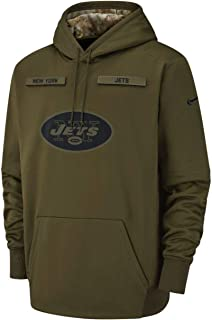New York Jets 2018 NFL Salute to Service Men's STS Hoody