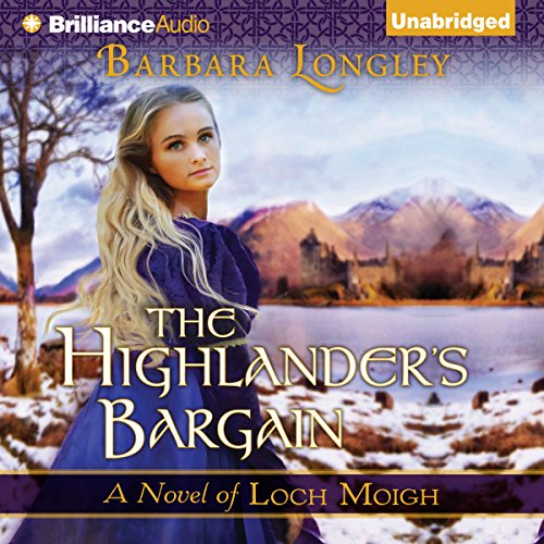 The Highlander's Bargain audiobook cover art