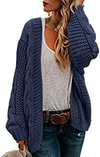 Crocheted Womens Cardigan Oversized Knitted Cardigan Open Front Long Tunic Boho Cardigans Knit Spring Sweater Maxi Cardigan Casual Sweater