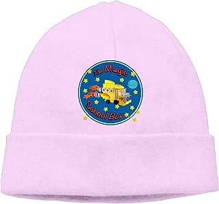 The Magic School Bus Logo Knit Beanie