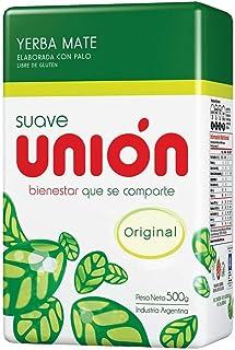 comprar comparacion Yerba Mate Unión Suave - 500 gr