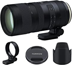 Tamron SP 70-200mm F/2.8 Di VC USD G2 Lens (A025) for Canon Full-Frame (AFA025C-700) - (Renewed)