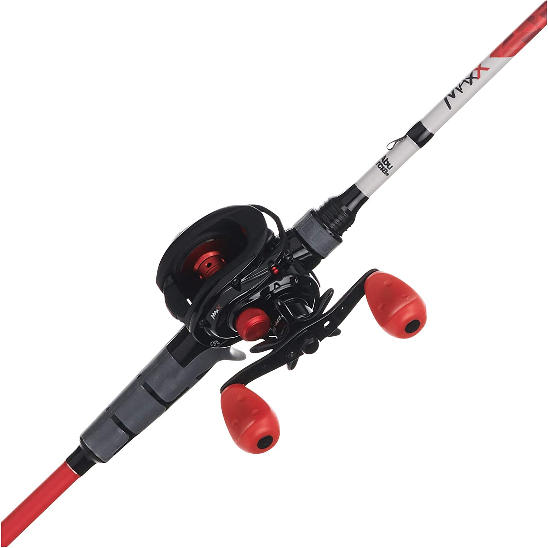 Abu Garcia Max X Low Profile Combo Fishing Rod Popular standard Selling rankings and Reel Baitcast