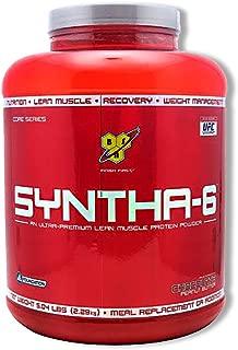 BSN Syntha 6 Chocolate Peanut Butter 5.04 lbs
