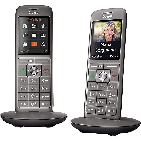 Gigaset Cl660hx Duo Zwei Dect Telefone Schnurlos Für Elektronik